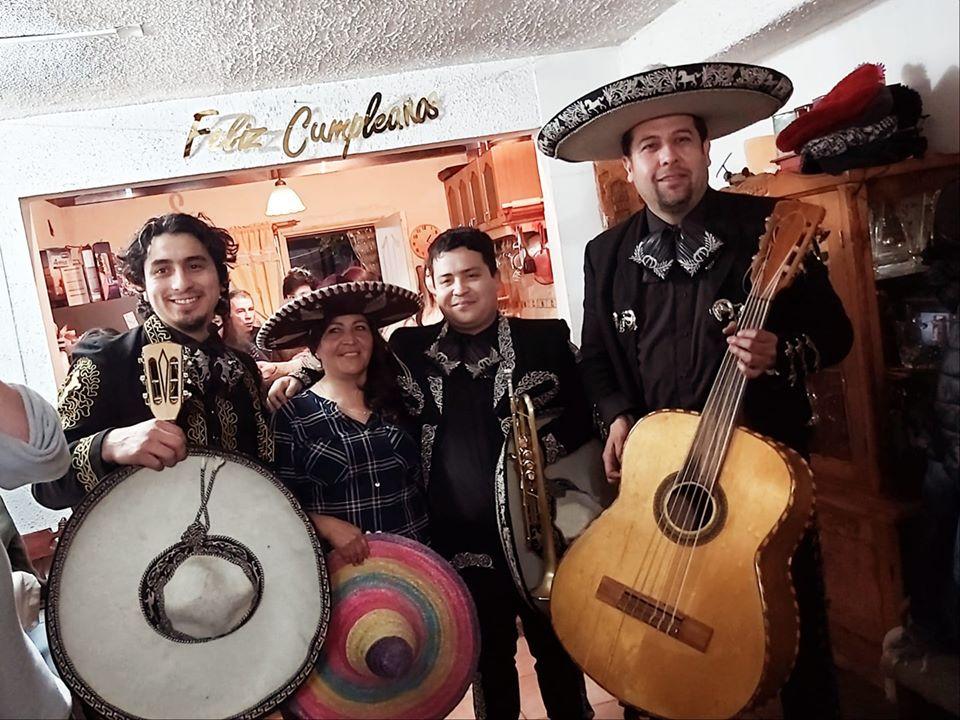 mariachis en coquimbo a domicilio